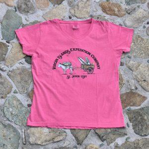 Womens Donkey Shirt Crunchberry