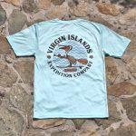 Pelican Paddleboard Surf Shirt Back