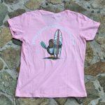 Womens Booby Bird Shirt Blossom Back