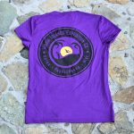Expedition Surf Shirt Womens Purple Back